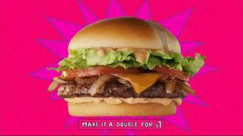 Jack in the Box Southwest Cheddar Cheeseburger Combo TV Spot, 'Menutaur: The Best: $4.99' - Thumbnail 5