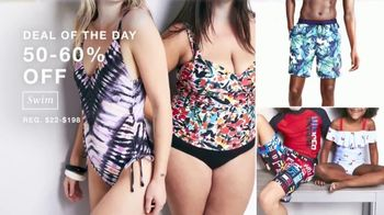 Macy's One Day Sale TV Spot, 'Dresses, Sandals and Swim' - Thumbnail 4