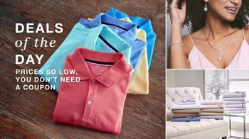 Macy's One Day Sale TV Spot, 'Jewelry and Home Updates' - Thumbnail 3