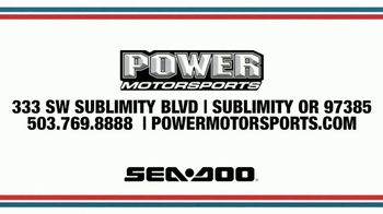 Sea-Doo TV Spot, 'Power Motorsports: Sea-Doo Life' - Thumbnail 10