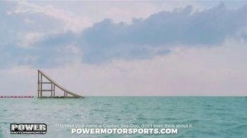Sea-Doo TV Spot, 'Power Motorsports: Sea-Doo Life' - Thumbnail 5