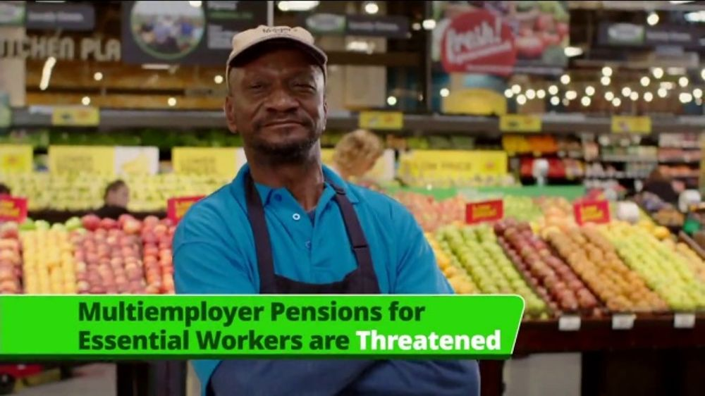 Retirement Security Coalition TV Commercial, 'Essential Workers'