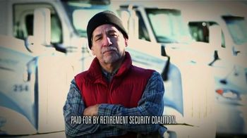 Retirement Security Coalition TV Spot, 'Essential Workers' - Thumbnail 9