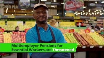 Retirement Security Coalition TV Spot, 'Essential Workers'