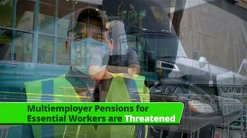 Retirement Security Coalition TV Spot, 'Essential Workers' - Thumbnail 4