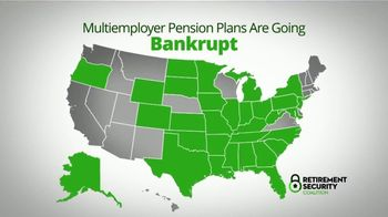 Retirement Security Coalition TV Spot, 'Essential Workers' - Thumbnail 6