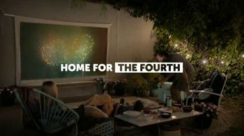 Lowe's TV Spot, 'Fourth of July: Summer Is Open'