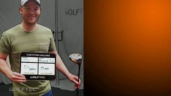 GolfTEC TV $95 Club Fitting Sale Spot, 'Cool Graphics: Callaway Mavrik'