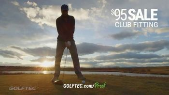 GolfTEC TV $95 Club Fitting Sale Spot, 'Cool Graphics: Callaway Mavrik' - Thumbnail 9