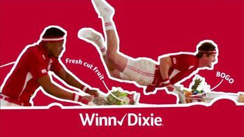 Winn-Dixie TV Spot, 'Red, White & Win: Strawberries and Coca-Cola Products'