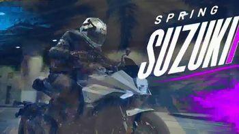 Spring Suzuki Fest TV Spot, 'Financing and Customer Cash' - Thumbnail 2