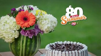 Dairy Queen 80 Days of Summer TV Spot, 'Food Network: Watermelon Vase' - 15 commercial airings