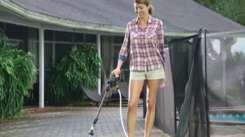 Worx Hydroshot TV Spot, 'Pressure Cleaning Anytime'