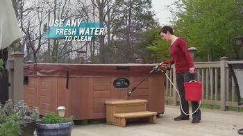 Worx Hydroshot TV Spot, 'Pressure Cleaning Anytime' - Thumbnail 5