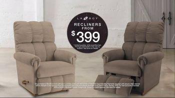 La-Z-Boy 4th of July Sale TV Spot, 'Recliners from $399' - Thumbnail 7