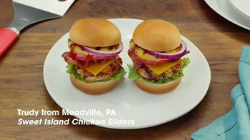 King's Hawaiian TV Spot, 'Summer BBQ Recipes' - Thumbnail 8