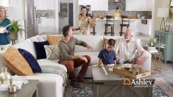 Ashley HomeStore TV Spot, 'First Homes to Forever Homes' - Thumbnail 2