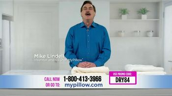 My Pillow Towels TV Spot, 'Absorption Test' - 1132 commercial airings