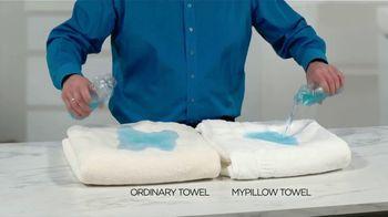 My Pillow Towels TV Spot, 'Absorption Test'