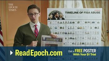 The Epoch Times TV Spot, 'Values: Free Poster' - Thumbnail 7