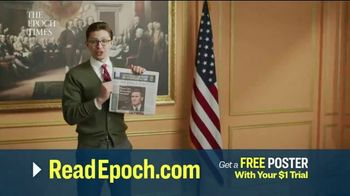 The Epoch Times TV Spot, 'Values: Free Poster' - Thumbnail 5