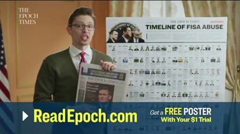 The Epoch Times TV Spot, 'Values: Free Poster' - Thumbnail 6