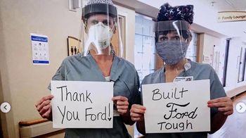 Ford TV Spot, 'We Built' [T2] - Thumbnail 3
