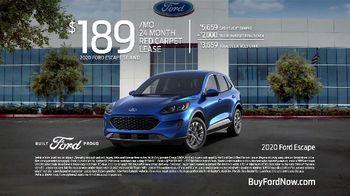 Ford TV Spot, 'We Built' [T2] - Thumbnail 9