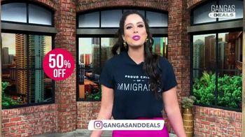 Gangas & Deals TV Spot, 'Mes del inmigrante' con Aleyda Ortiz [Spanish] - Thumbnail 5