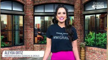 Gangas & Deals TV Spot, 'Mes del inmigrante' con Aleyda Ortiz [Spanish] - Thumbnail 2