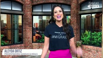 Gangas & Deals TV Spot, 'Mes del inmigrante' con Aleyda Ortiz [Spanish] - Thumbnail 3