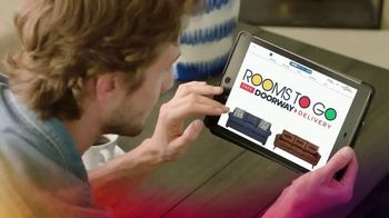 Rooms to Go TV Spot, 'Over 100 Hot Buys: $10 a Month' - Thumbnail 1