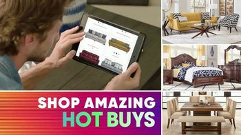 Rooms to Go TV Spot, 'Over 100 Hot Buys: $10 a Month' - Thumbnail 9