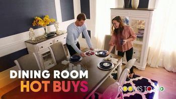 Rooms to Go TV Spot, 'Over 100 Hot Buys: $10 a Month' - Thumbnail 6