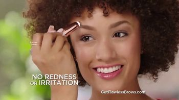Flawless Brows TV Spot, 'Flawless Brows at Home'