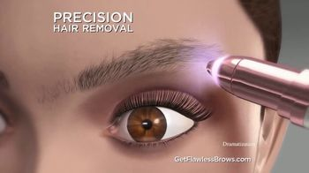 Flawless Brows TV Spot, 'Flawless Brows at Home' - Thumbnail 6