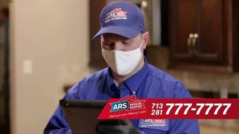 ARS Rescue Rooter TV Spot, 'Expert Plumbing Service'