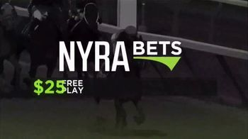 NYRA BETS TV Spot, '$25 Free Play and Up to $200 Deposit Match' - Thumbnail 8