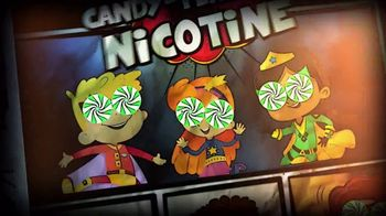 Tobacco-Free Kids Action Fund TV Spot, 'Comic Book'