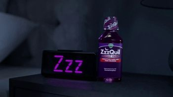 Vicks ZzzQuil Night Pain TV Spot, 'Interrupted by Pain' - Thumbnail 5