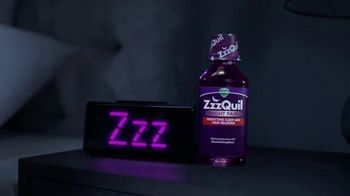 Vicks ZzzQuil Night Pain TV Spot, 'Interrupted by Pain' - Thumbnail 6