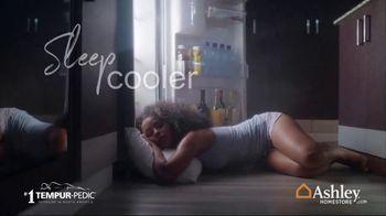 Ashley HomeStore TV Spot, 'Sleep Cooler' Song by Emanuel Kallins - Thumbnail 5