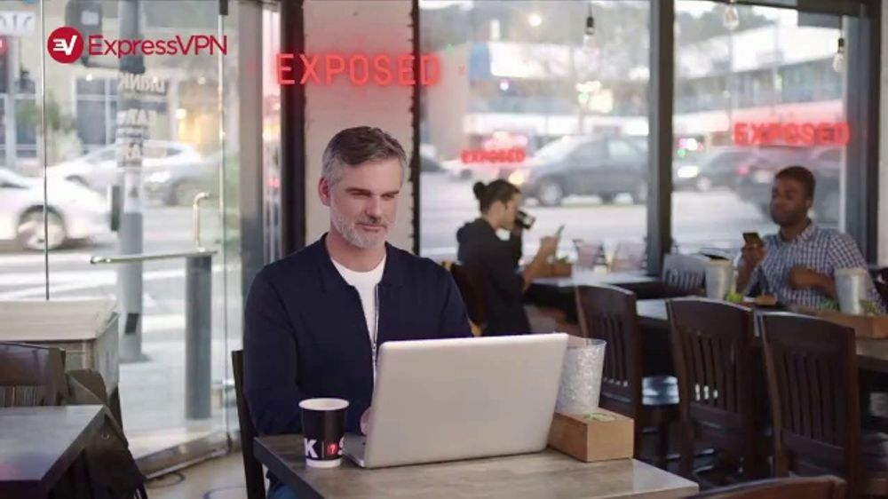ExpressVPN TV Commercial, 'Protect Your Online Data: 3 Extra Months Free'
