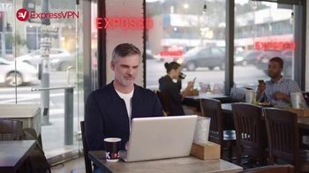 ExpressVPN TV Spot, 'Protect Your Online Data: 3 Extra Months Free'
