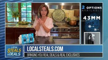 Local Steals & Deals TV Spot, 'Benjilock' Featuring Lisa Robertson - Thumbnail 3