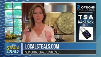 Local Steals & Deals TV Spot, 'Benjilock' Featuring Lisa Robertson