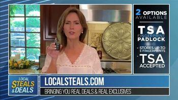 Local Steals & Deals TV Spot, 'Benjilock' Featuring Lisa Robertson - Thumbnail 6