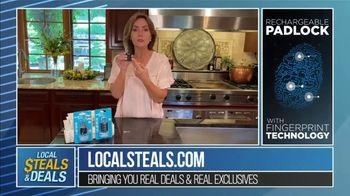 Local Steals & Deals TV Spot, 'Benjilock' Featuring Lisa Robertson - Thumbnail 7