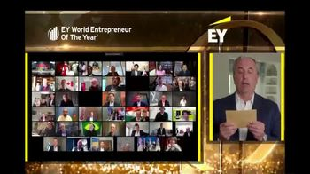 EY Global TV Spot, '2020 EY World Entrepreneur of the Year' - Thumbnail 5