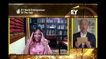 EY Global TV Spot, '2020 EY World Entrepreneur of the Year' - Thumbnail 6